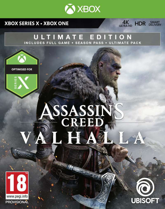 XBOXONE Assassins Creed Valhalla - Ultimate Edition