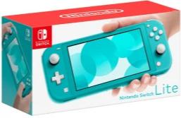 Nintendo Switch Lite Console Turquoise