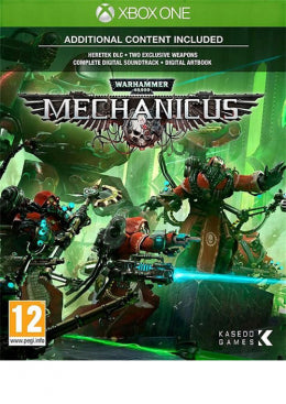 XBOXONE Warhammer 40K Mechanicus