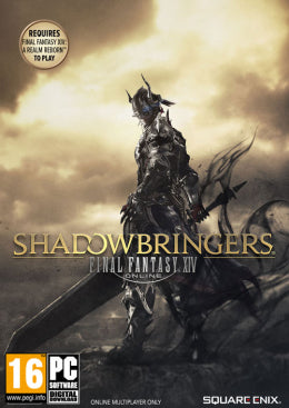 PC Final Fantasy XIV: Shadowbringers