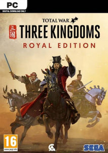 PC Total War: Three Kingdoms - Royal Edition