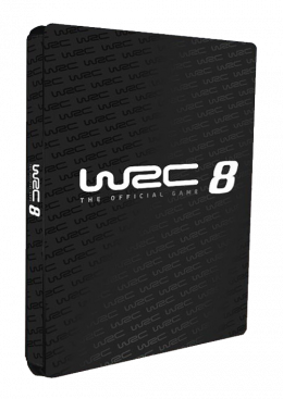 PC WRC 8 - Collectors Edition