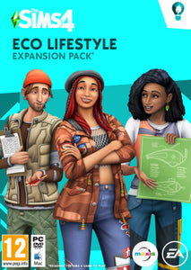 PC The Sims 4: Eco Lifestyle Expansion Pack
