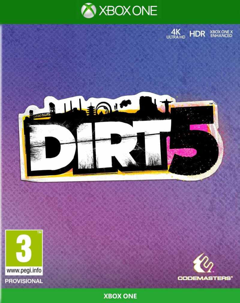 XBOXONE Dirt 5 - Day One Edition