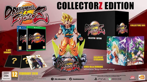 PS4 Dragon Ball FighterZ Collector's Edition