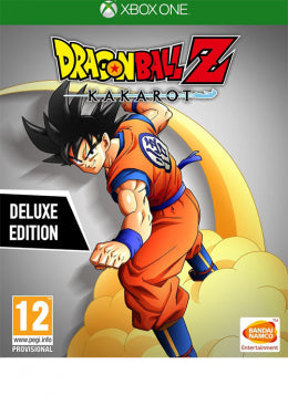 XBOXONE Dragon Ball Z: Kakarot - Deluxe Edition