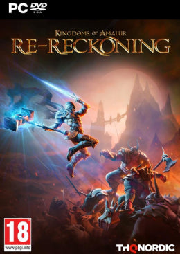 PC Kingdoms of Amalur Re-Reckoning