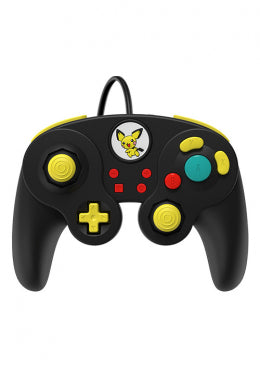 Nintendo Switch Wired Fight Pad Pro Pikachu Black