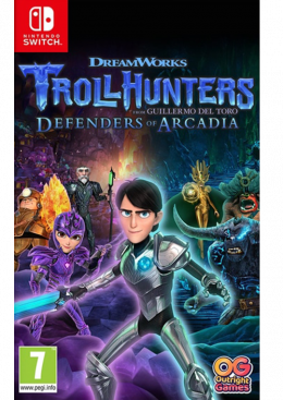Swtitch  Trollhunters: Defenders of Arcadia