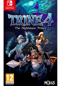 Switch Trine 4: The Nightmare Prince