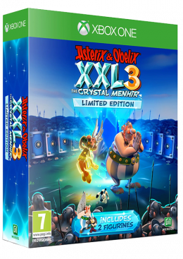 XBOXONE Asterix & Obelix XXL 3: The Crystal Menhir Limited edition