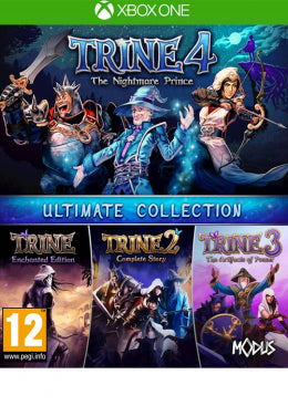 XBOXONE Trine Ultimate Collection