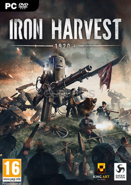 PC Iron Harvest