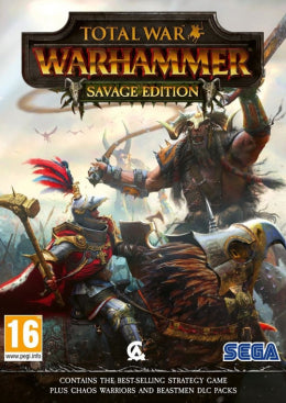 PC Total War: Warhammer - Savage Edition