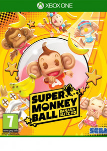 XBOXONE Super Monkey Ball Banana Blitz HD