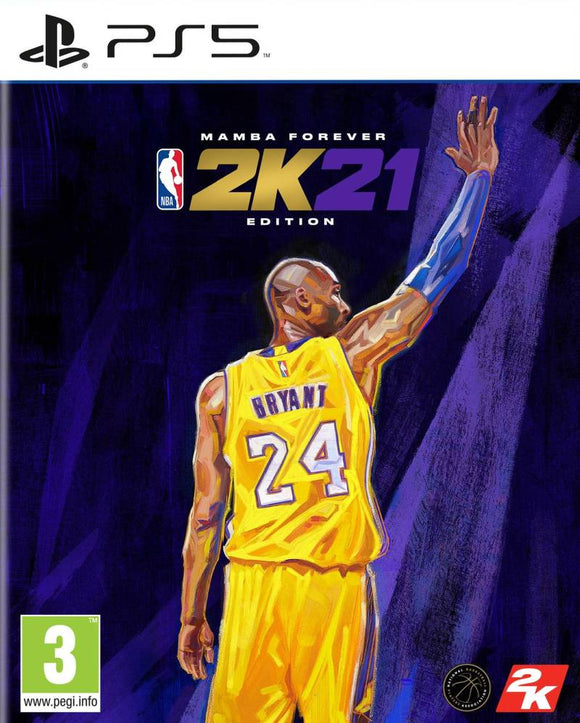 PS5 NBA 2K21 - Mamba Forever Edition