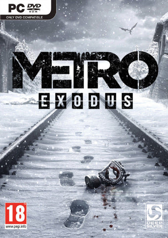 PC Metro Exodus D1 Edition