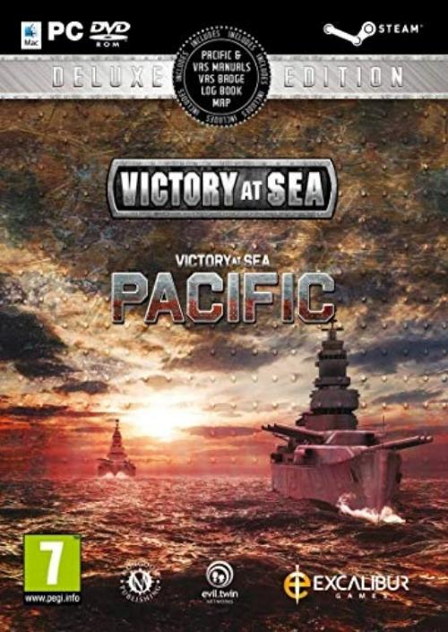 PC Victory at Sea Deluxe Edition