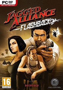 PC Jagged alliance: Flashback