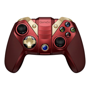 M2 Bluetooth MFI Game controller Red