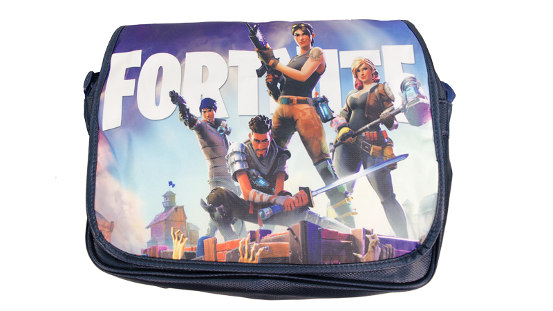 Fortnite Messenger Bag 02
