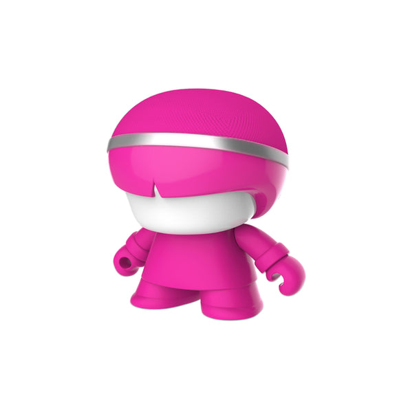 MINI XBOY - Wireless Bluetooth speaker - Pink