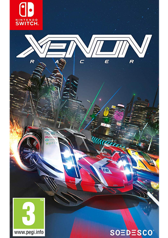 Switch Xenon Racer