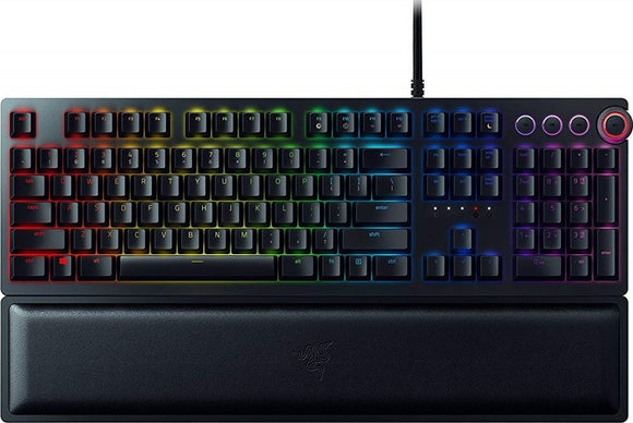 Huntsman Elite Opto-Mechanical Gaming Keyboard