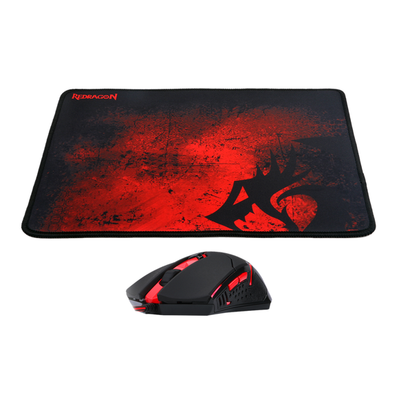 2 in 1 Combo M601-BA Mouse and MousePad