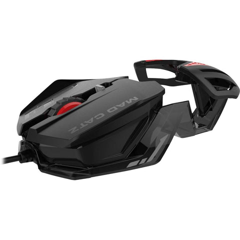 Mad Catz R.A.T.1 Wired Gaming Mouse - Black/Red