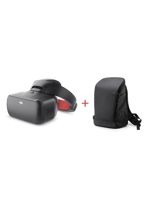 Goggles Racing Edition + DJI Goggles Carry More Backpack