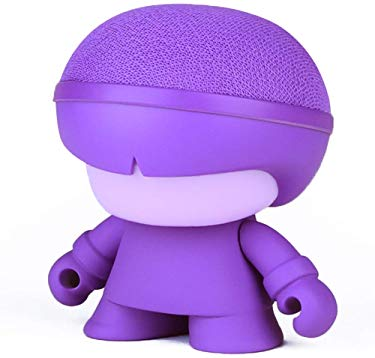 MINI XBOY - Wireless Bluetooth Speaker - Purple