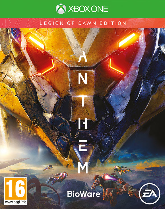 XBOXONE Anthem Legion of Dawn Edition