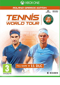 XBOXONE Tennis World Tour - Roland-Garros Edition