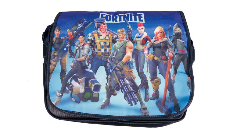 Fortnite Messenger Bag 07