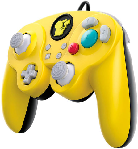 Nintendo Switch Wired Smash Pad Pro Pikachu