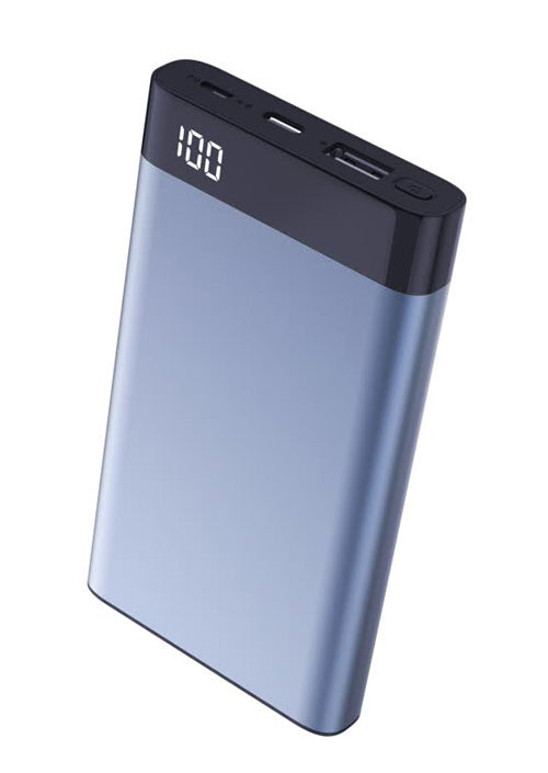 Xipin Power Bank T13 Blue, 10000mAh