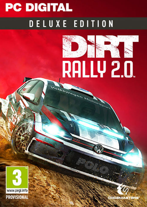 PC DiRT Rally 2.0 Deluxe Edition