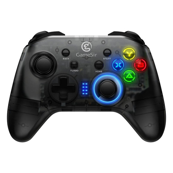 T4 2.4GHz wireless game controller