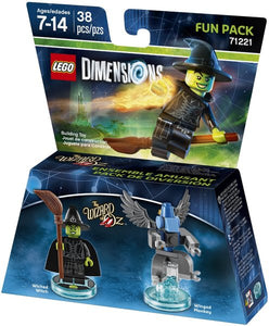 LEGO Dimensions Fun Pack Wizzard of Oz Wicked witch of the West