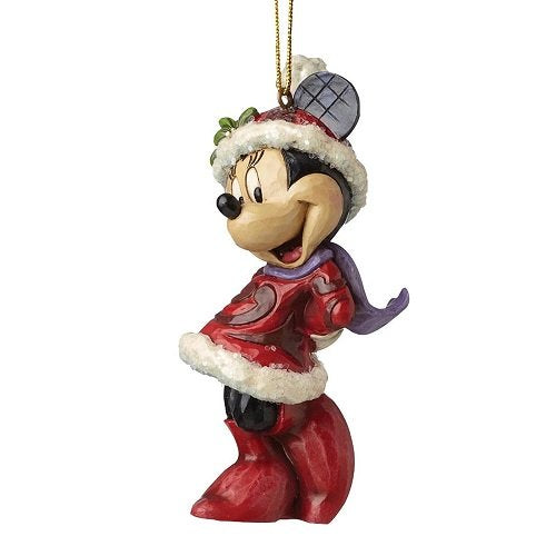 Sugar Coated Minnie Mouse Hanging Ornament Figure