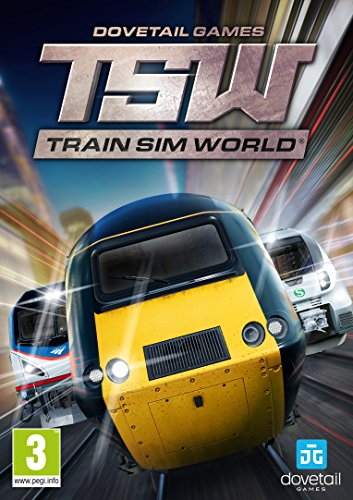 PC Train Sim World