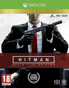 XBOXONE Hitman: Definitive Steelbook Edition
