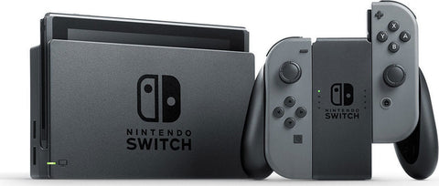 Nintendo Switch Console (Gray Joy-Con)