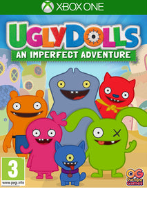 XBOXONE Ugly Dolls: An Imperfect Adventure