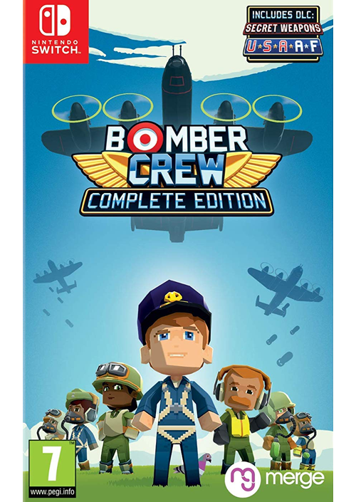 Switch Bomber Crew: Complete Edition