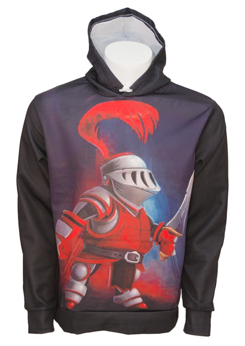 Fortnite Hoodie 04 - Knight Size XL