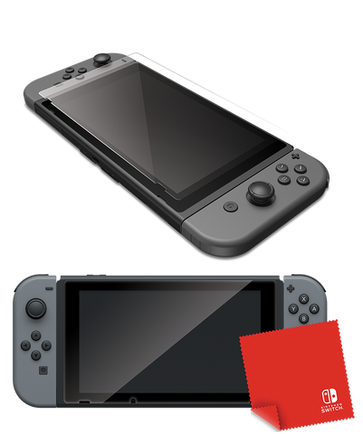 Nintendo Swtich Ultra-Guard Screen Protection Kit