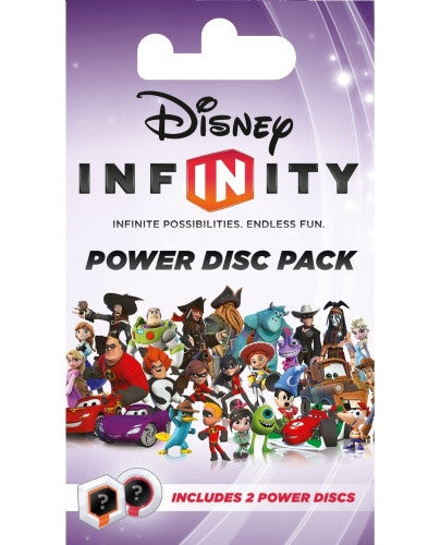 Infinity Power Disks Pack Series 3