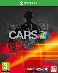 XBOXONE Project Cars